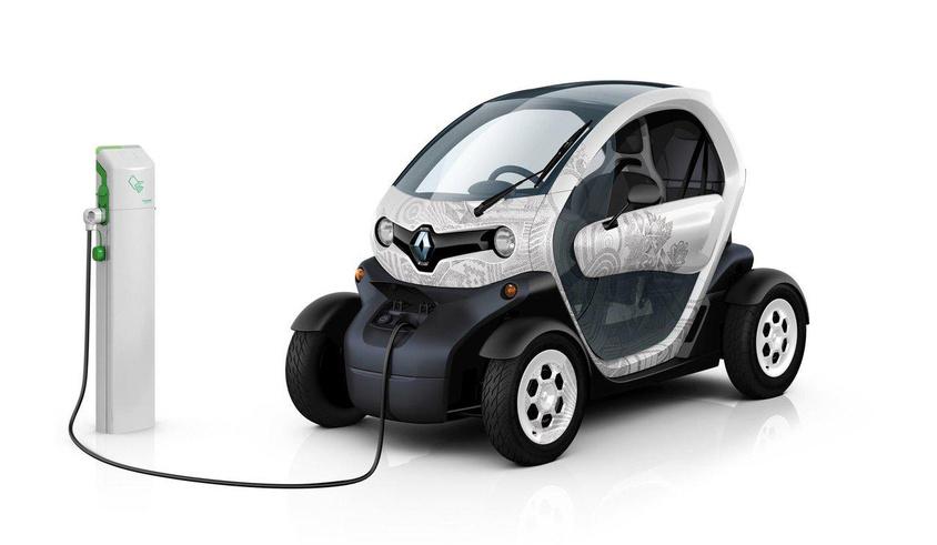 Renault Twizy auto mjeseca