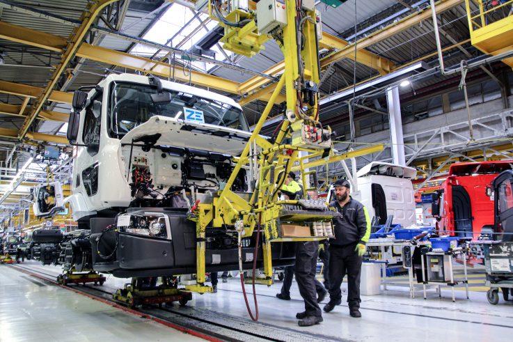 Renault Trucks electrical